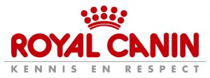 Royal Canin met tekst